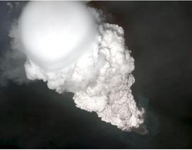 Ghi âm được tiếng sấm núi lửa lần đầu tiên
