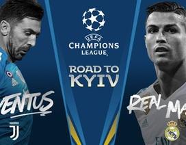 Những thống kê đáng chú ý về 4 cặp tứ kết Champions League