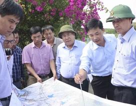 Thứ trưởng Bộ GTVT thị sát dự án tuyến cao tốc Nha Trang - Cam Lâm