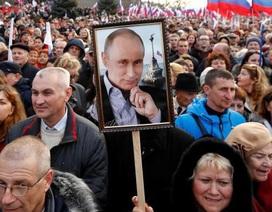 Nga rộn ràng không khí bầu cử trước giờ G