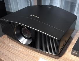 Sony bán máy chiếc 4K HDR giá 500 triệu đồng tại Việt Nam