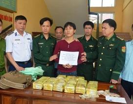 Vượt biên mang theo 15kg ma túy sang Việt Nam