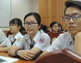 Học sinh TPHCM sẽ chất vấn lãnh đạo ngành giáo dục