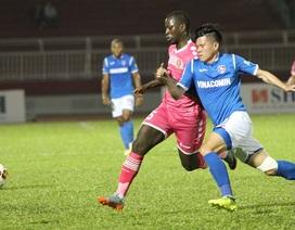 Than Quảng Ninh ngược dòng đánh bại Sài Gòn FC
