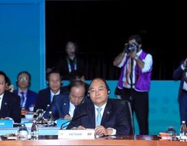 Thủ tướng: An ninh trên biển - bề mặt ổn định nhưng bên trong vẫn có sóng ngầm