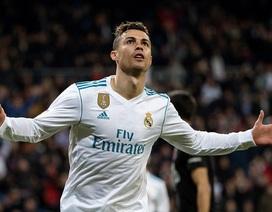 C.Ronaldo áp sát Messi ở cuộc đua Vua phá lưới La Liga