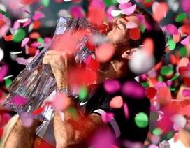 Indian Wells: Chặn đứng Federer, Del Potro thành tân vương