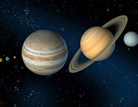 Tại sao các hành tinh lại tròn?