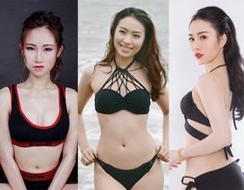 Lộ diện những Hoa khôi, Á khôi tranh tài đêm bán kết Hoa hậu Biển Việt Nam Toàn cầu 2018