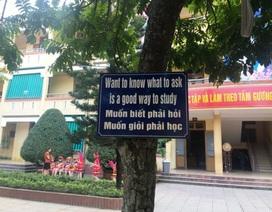 Thanh Hóa: Thiếu gần 300 giáo viên tiếng Anh cấp Tiểu học