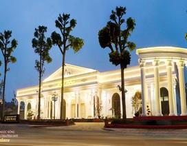 Royal Palace Thái Nguyên: Khúc tình xuân - Thiên đường hạnh phúc
