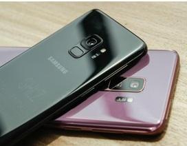 Galaxy S9/S9+ phiên bản đen và tím chính thức được bán tại Thế Giới Di Động