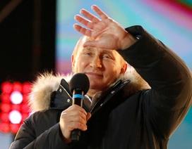 Nhiệm kỳ 6 năm bộn bề thách thức của ông Putin