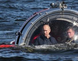 Tổng thống Vladimir Putin: Từ tuổi thơ hiếu động tới đỉnh cao quyền lực