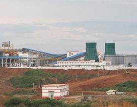 Hệ thống xử lý môi trường của bauxite Tây Nguyên đã xuống cấp