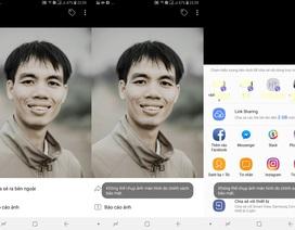 Facebook chặn chụp ảnh màn hình và lưu ảnh người dùng?