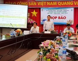 Lần đầu tiên tổ chức Festival Vật tư nông nghiệp Việt Nam