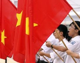 Bộ GD&ĐT yêu cầu báo cáo việc duy trì hát quốc ca trong nhà trường
