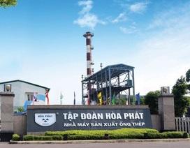 Thép Hòa Phát đạt sản lượng 163.500 tấn trong tháng 2