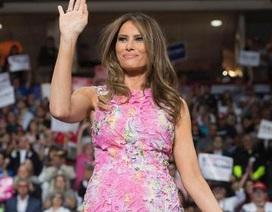 """Tranh cãi việc bà Melania Trump nhập cư vào Mỹ bằng """"thị thực Einstein"""""""