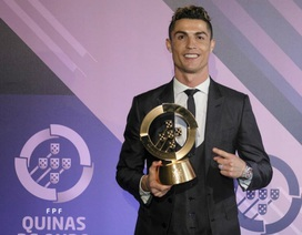 """C.Ronaldo: """"Tôi là số 1 trong làng bóng đá"""""""