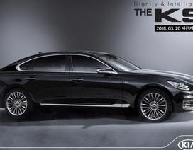 Kia K900 thế hệ mới - Bản sao của BMW 7-Series?