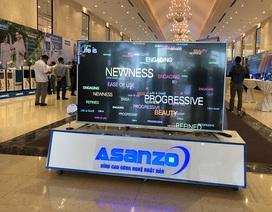 Asanzo ra mắt TV SUHD 4K giá 40 triệu đồng tại Việt Nam