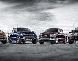 """""""Khủng long"""" Ford F-150 sắp có phiên bản hybrid"""