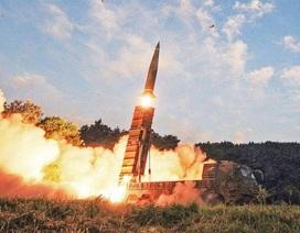 Hàn Quốc lập đơn vị tên lửa đối phó Triều Tiên