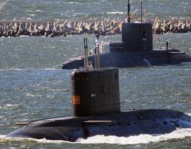 """Những """"sát thủ"""" trong lòng đại dương của Hải quân Nga"""