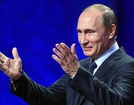 Chủ tịch nước Trần Đại Quang gửi thư chúc mừng Tổng thống Nga Putin