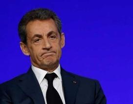 Cựu Tổng thống Pháp Sarkozy bị tạm giữ