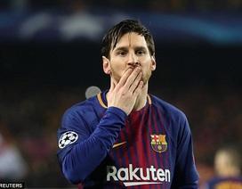 Messi tiết lộ về khoảng thời gian… tiêm hormone