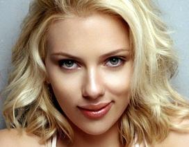 Biểu tượng gợi cảm Scarlett Johansson sở hữu đôi môi quyến rũ nhất