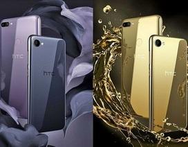 HTC trình làng bộ đôi smartphone tầm trung, thiết kế đẹp, camera kép