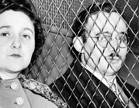 """Vụ tử hình gây tranh cãi của vợ chồng """"gián điệp"""" Mỹ thời Chiến tranh Lạnh"""