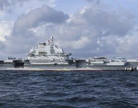 Trung Quốc điều tàu sân bay tới eo biển Đài Loan giữa lúc căng thẳng
