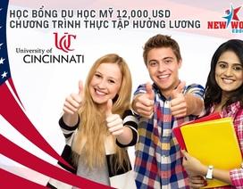 Hội thảo săn Học bổng du học Mỹ 12,000 USD của Trường Đại học Cincinnati