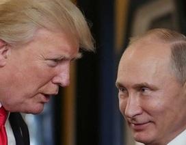 Gọi điện chúc mừng Tổng thống Putin, ông Trump muốn dàn hòa với Nga?