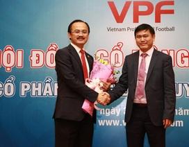 Ông Trần Anh Tú bất ngờ tuyên bố không tranh cử Phó Chủ tịch VFF