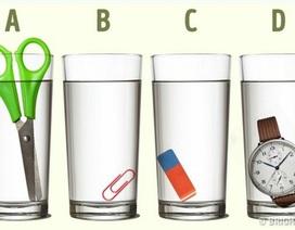 Những câu hỏi IQ giúp bạn rèn luyện trí não và thị giác
