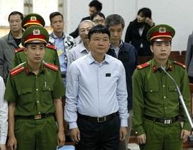 Ông Đinh La Thăng sợ không đủ thời gian thi hành hết 2 bản án tù
