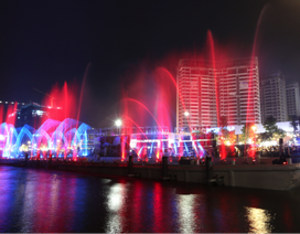Dự án cao cấp ở Nam Sài Gòn: Mạnh tay chi nghìn tỷ phát triển tiện ích