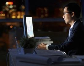 Hàn Quốc đồng loạt tắt máy tính khuyến khích người lao động về nhà sớm