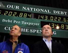 Mỹ: Nợ công tăng 1.000 tỷ USD trong 6 tháng, lên ngưỡng kỷ lục mới