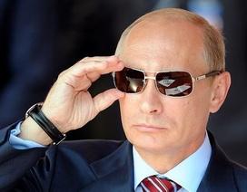 Những cuộc chiến quyết định vị thế Tổng thống Nga Putin