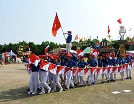 Sẽ có màn đồng diễn của hơn 1.000 đoàn viên, thanh niên Đà Nẵng hướng về biển đảo