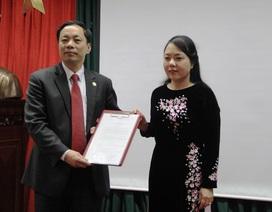 Tân Cục trưởng Cục Quản lý dược: Sẽ phát triển mạnh công nghiệp dược trong nước