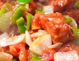 Cách làm sườn sốt hành tây - món ngon kích thích vị giác