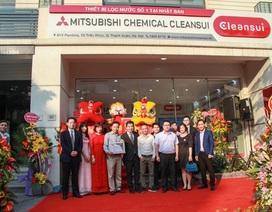 Mitsubishi Cleansui khai trương showroom chính thức tại Hà Nội